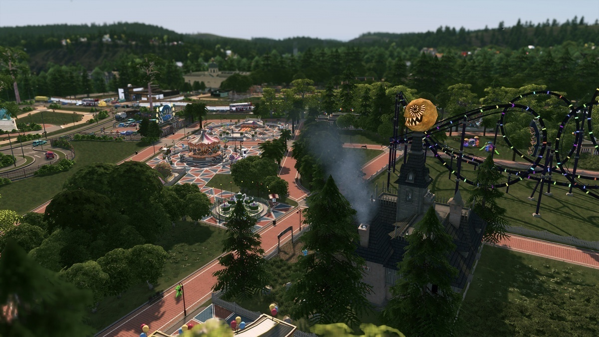 Screenshot for Cities: Skylines - Parklife on PlayStation 4