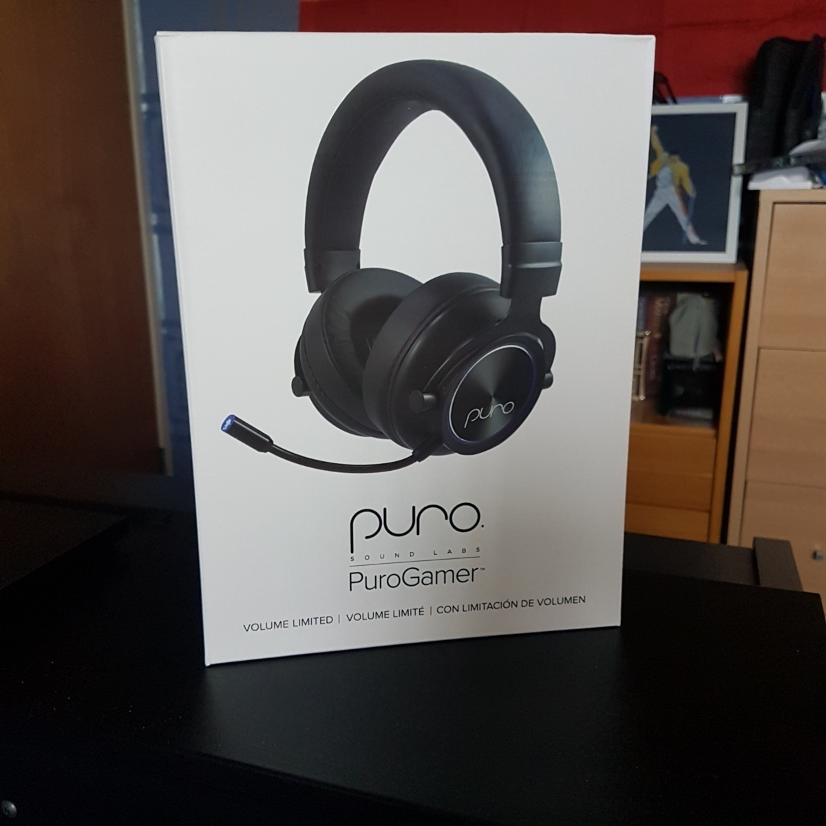 Image for Tech Up! PuroGamer Headset Review