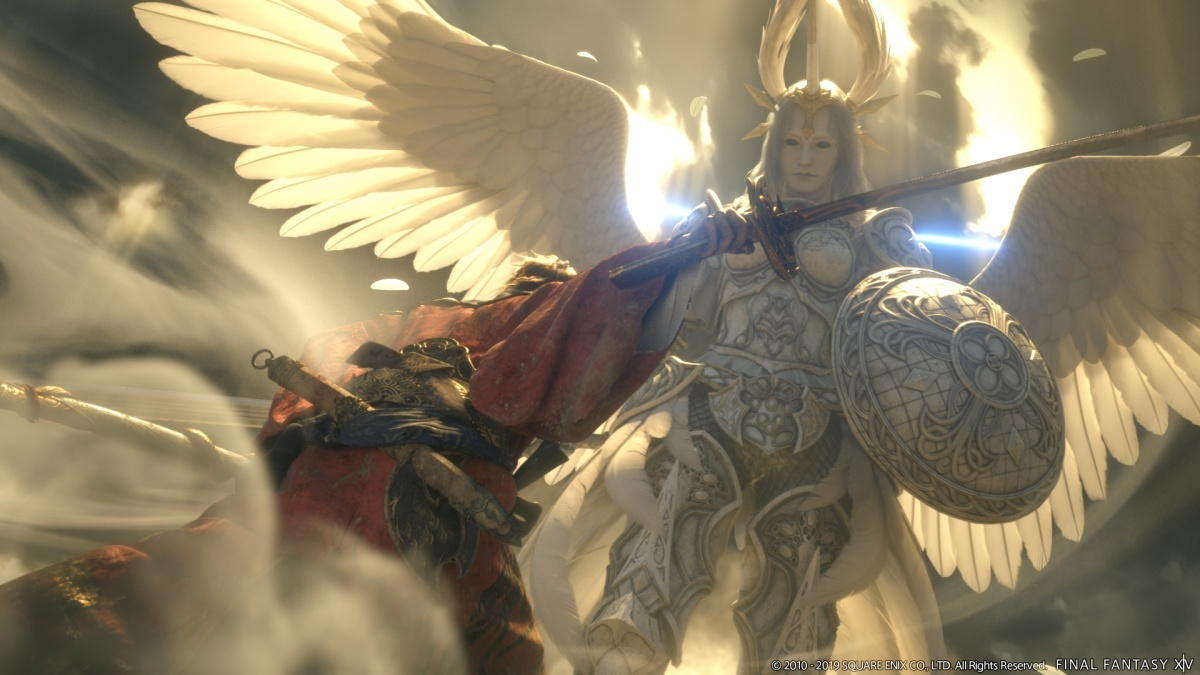 Screenshot for Final Fantasy XIV Online: Shadowbringers on PC