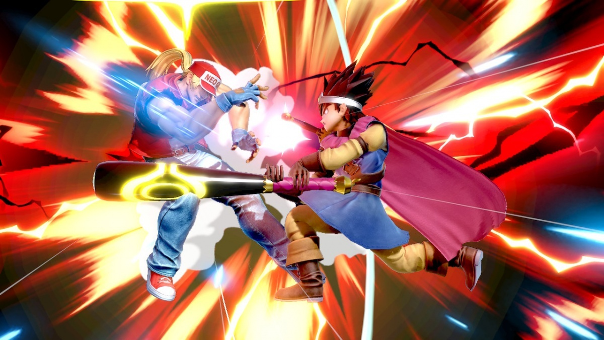 Screenshot for Super Smash Bros. Ultimate: Fighters Pass on Nintendo Switch