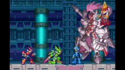 Screenshot for Mega Man Zero/ZX Legacy Collection - click to enlarge