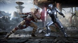 Screenshot for Mortal Kombat 11: Aftermath - click to enlarge
