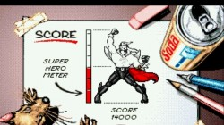 Screenshot for Comix Zone - click to enlarge