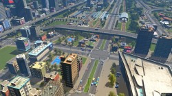 Screenshot for Cities: Skylines - Sunset Harbor - click to enlarge