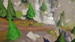 Screenshot for Lonely Mountains: Downhill - click to enlarge