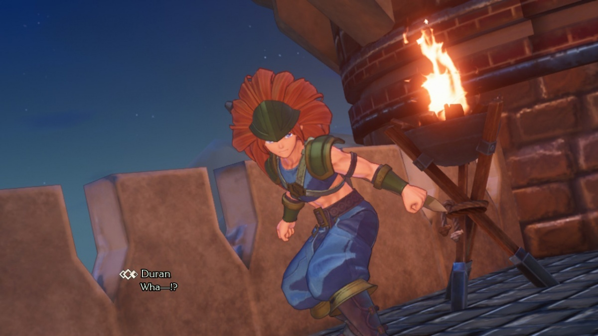Screenshot for Trials of Mana on Nintendo Switch