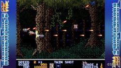 Screenshot for SEGA Ages: Thunder Force AC - click to enlarge