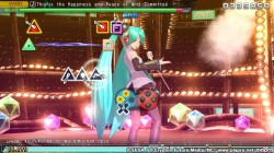 Screenshot for Hatsune Miku: Project Diva Mega Mix - click to enlarge