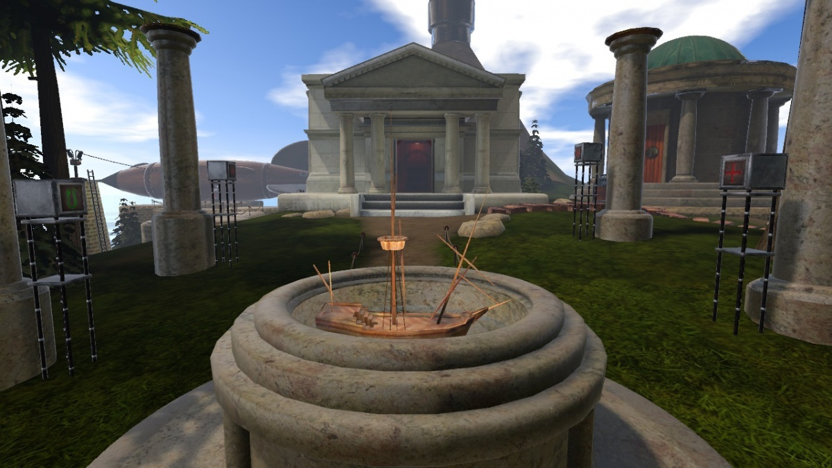 Screenshot for realMyst: Masterpiece Edition on Nintendo Switch