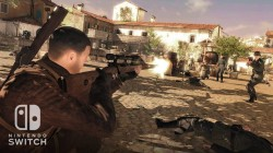 Screenshot for Sniper Elite 4 - click to enlarge