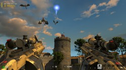 Screenshot for Serious Sam 4 - click to enlarge