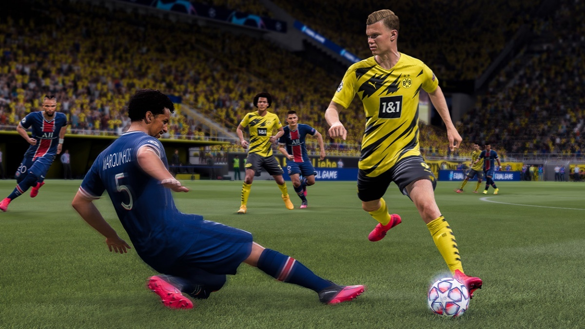 Screenshot for FIFA 21 on Xbox One