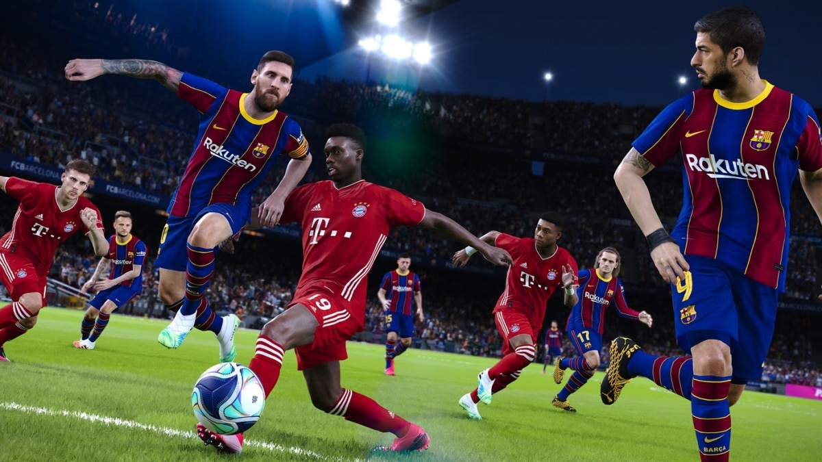 Screenshot for eFootball PES 2021 SEASON UPDATE on Xbox One