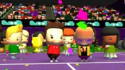 Screenshot for Smoots World Cup Tennis - click to enlarge