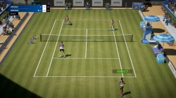 Screenshot for Tennis World Tour 2 - click to enlarge