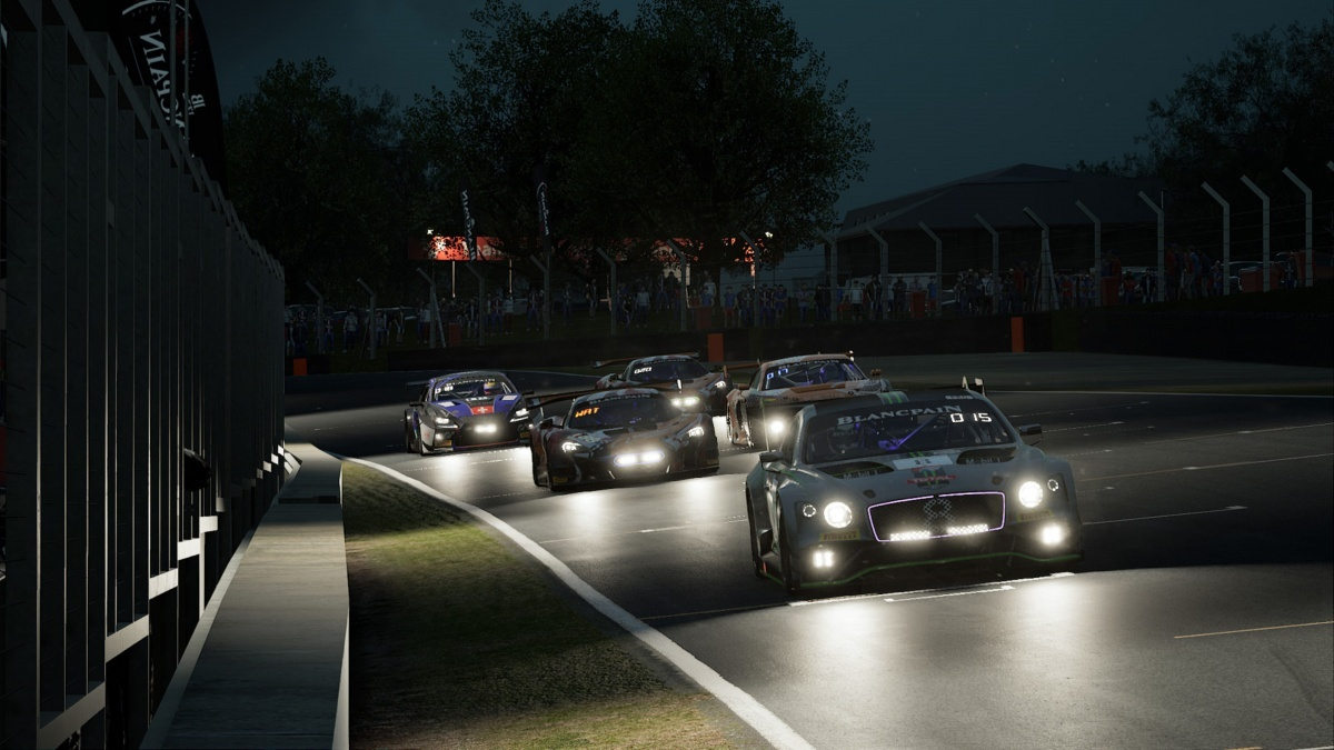 Screenshot for Assetto Corsa Competizione on PlayStation 4