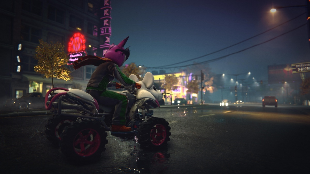 Screenshot for Saints Row: The Third Remastered on Xbox One