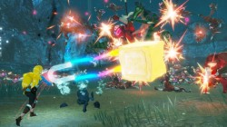 Screenshot for Hyrule Warriors: Age of Calamity - click to enlarge