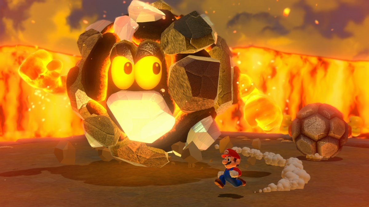 Screenshot for Super Mario 3D World + Bowser's Fury on Nintendo Switch