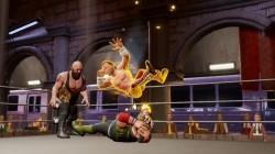 Screenshot for WWE 2K Battlegrounds - click to enlarge