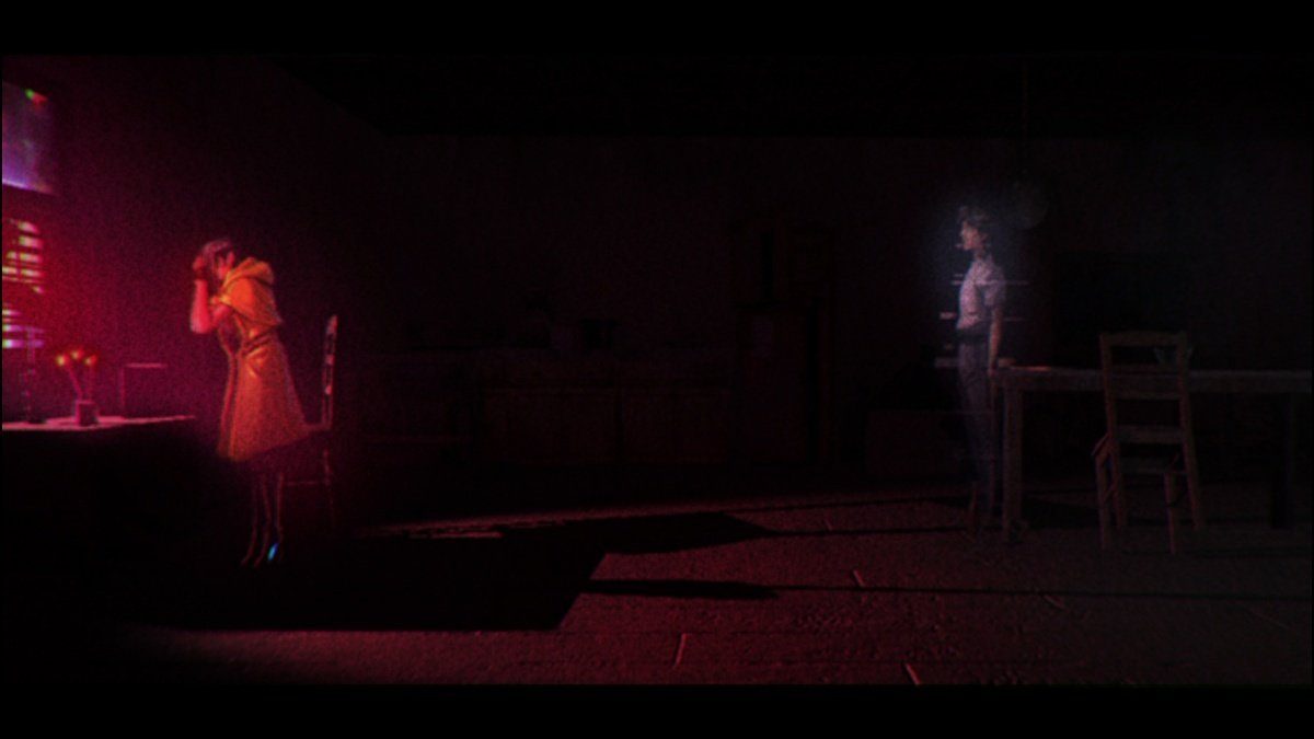 Screenshot for Sense: A Cyberpunk Ghost Story  on PC