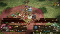 Screenshot for Brigandine: The Legend of Runersia - click to enlarge