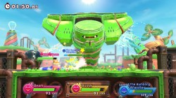 Screenshot for Kirby Fighters 2 - click to enlarge
