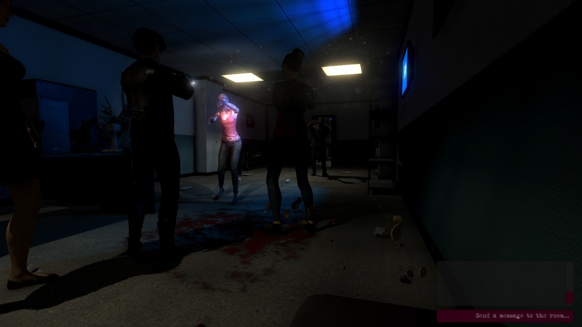 Screenshot for Outbreak: The New Nightmare on PlayStation 4
