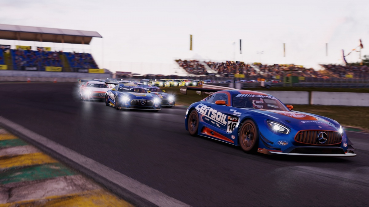 Screenshot for Project CARS 3 on PlayStation 4
