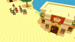 Screenshot for Harvest Moon: One World - click to enlarge