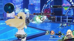 Screenshot for Neptunia Virtual Stars - click to enlarge