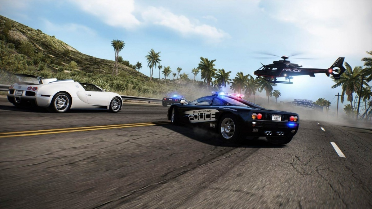 Screenshot for Need for Speed Hot Pursuit Remastered on Nintendo Switch
