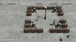 Screenshot for Yet Another Zombie Defense HD - click to enlarge