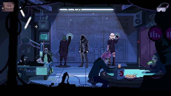 Screenshot for VirtuaVerse on PC