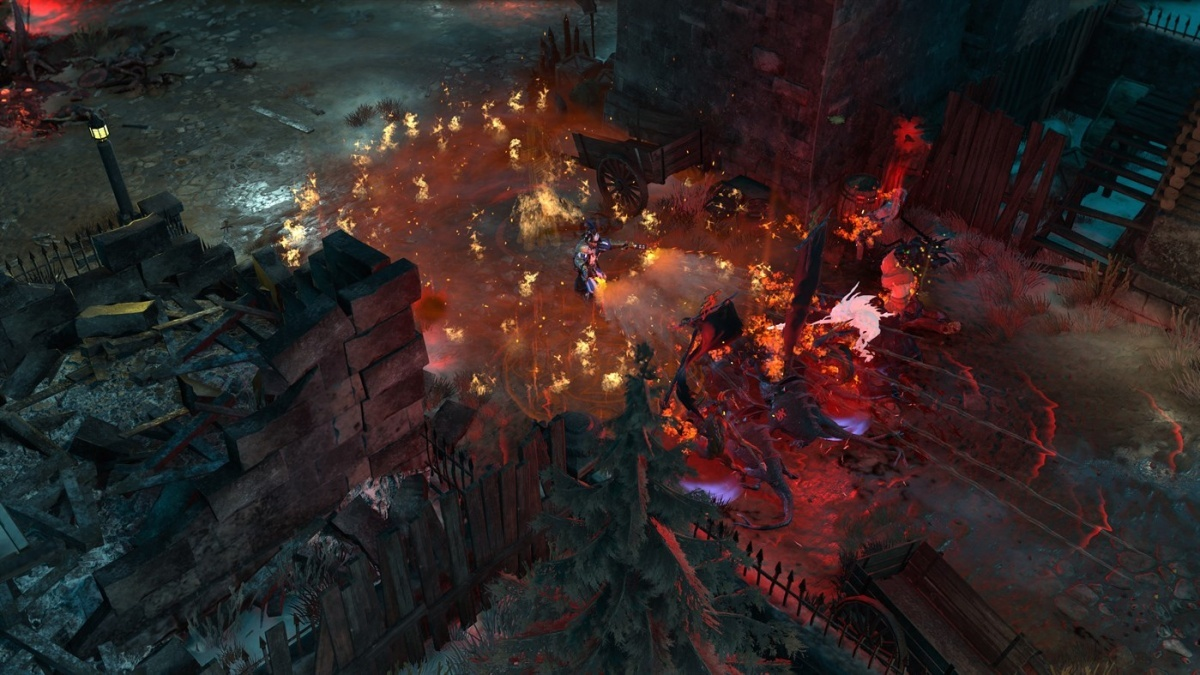 Screenshot for Warhammer: Chaosbane Slayer Edition  on PlayStation 5