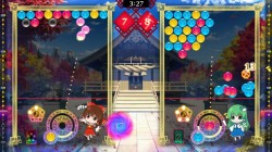 Screenshot for Touhou Spell Bubble - click to enlarge