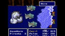Screenshot for Final Fantasy IV - click to enlarge