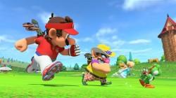 Screenshot for Mario Golf: Super Rush - click to enlarge