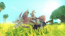 Screenshot for Monster Hunter Stories 2: Wings of Ruin - click to enlarge