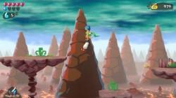 Screenshot for Wonder Boy: Asha in Monster World - click to enlarge