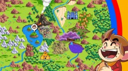 Screenshot for Alex Kidd in Miracle World DX - click to enlarge