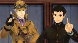 Screenshot for The Great Ace Attorney Chronicles - click to enlarge
