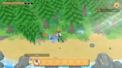 Screenshot for Story of Seasons: Pioneers of Olive Town - click to enlarge