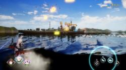 Screenshot for Azur Lane: Crosswave - click to enlarge