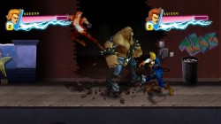Screenshot for Double Dragon Neon - click to enlarge