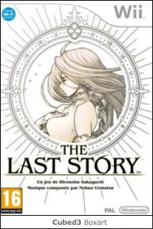Box art for The Last Story