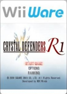 Box art for Crystal Defenders R1