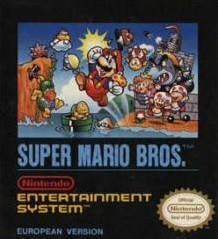 Box art for Super Mario Bros.