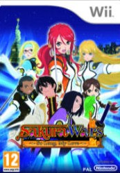 Box art for Sakura Wars: So Long, My Love