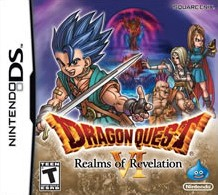 Box art for Dragon Quest VI: Realms of Reverie